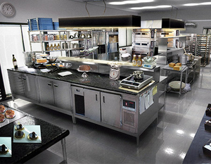 韩国烘焙教室